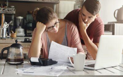 Do you fight over money at home?